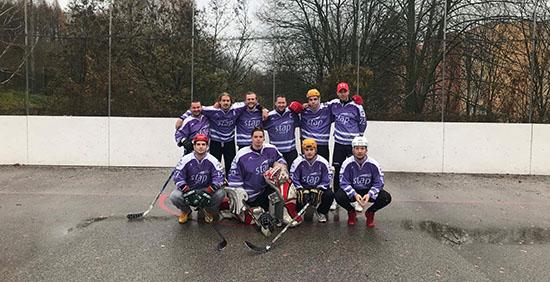 hokejový tím Stap TN